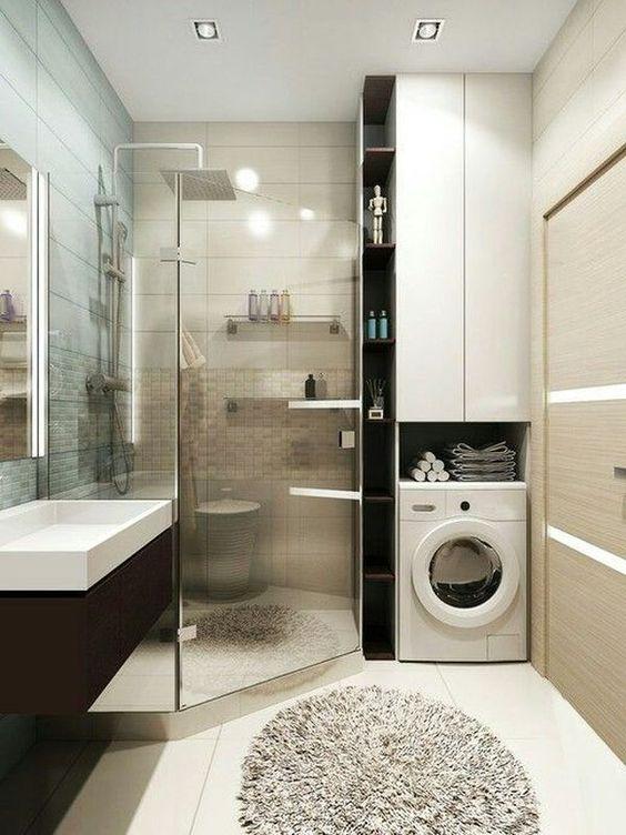 小卫生间装修用整体卫生间好吗